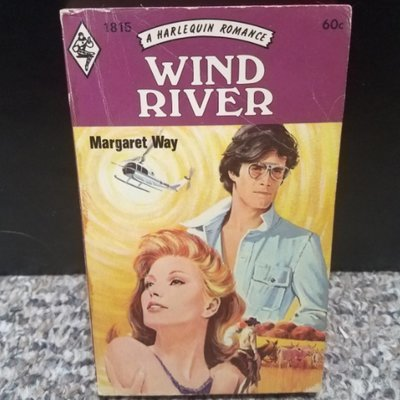 Wind River by Margaret Way