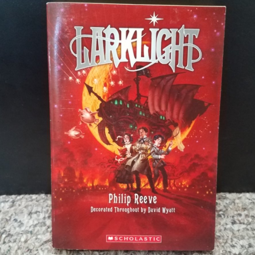 Larklight by Philip Reeve & David Wyatt