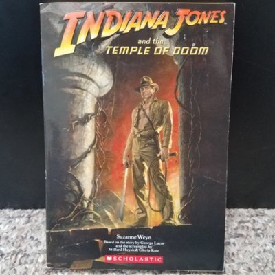 Indiana Jones and the Temple of Doom by Suzanne Weyn
