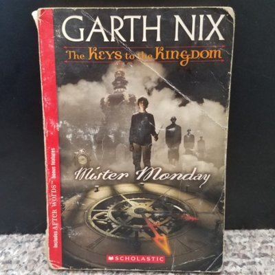 Mister Monday: The Keys to the Kingdom by Garth Nix