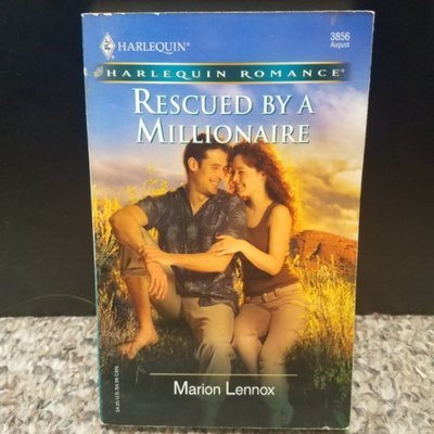 Rescued By A Millionaire by Marion Lennox