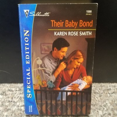 Their Baby Bond by Karen Rose Smith