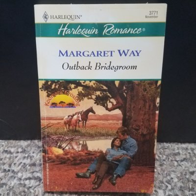 Outback Bridegroom by Margaret Way