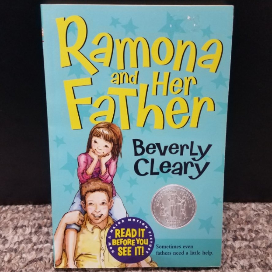 Ramona and Her Father by Beverly Cleary