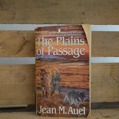The Plains of Passage by Jean Avel