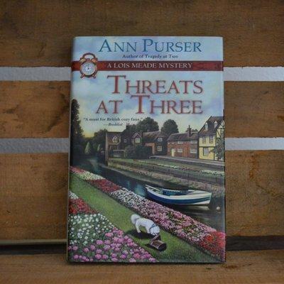 Threats at Three by Ann Purser