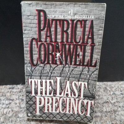 The Last Precinct by Patricia Cornwell