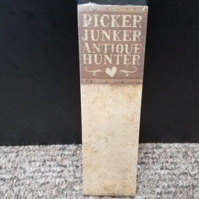 List Notepad - Picker, Junker, Antique Hunter
