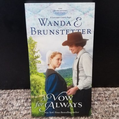 A Vow for Always by Wanda E. Brunstetter