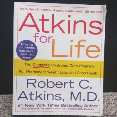 Atkins for Life by Robert C. Atkins, M.D.