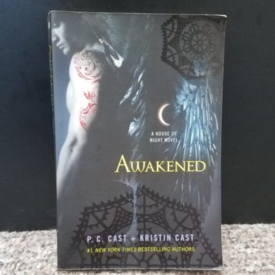 Awakened by P.C. Cast and Kristin Cast