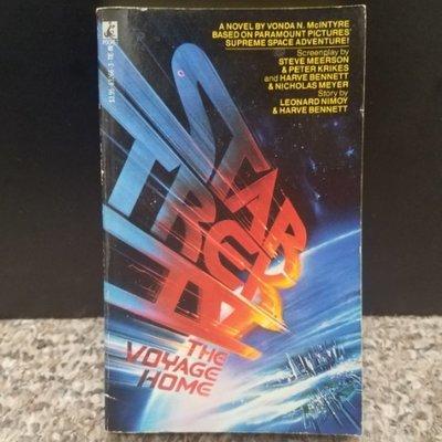 Star Trek IV: The Voyage Home by Vonda N. McIntyre - PB