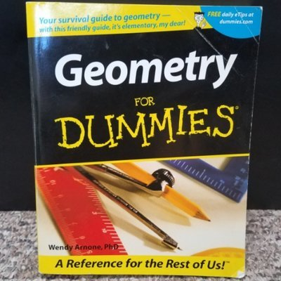 Geometry for Dummies by Wendy Arnone