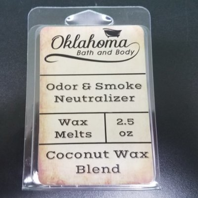 Wax Melts - Odor & Smoke Neutralizer