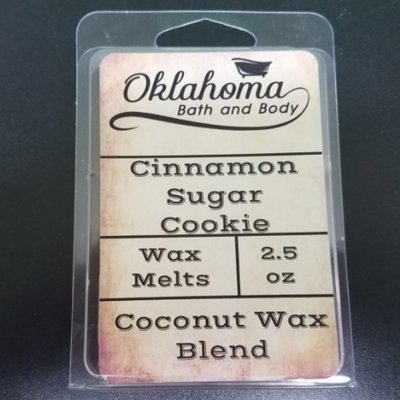 Wax Melt - Cinnamon Sugar Cookie