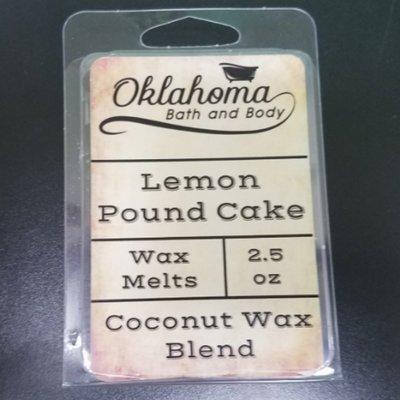 Wax Melts - Lemon Pound Cake