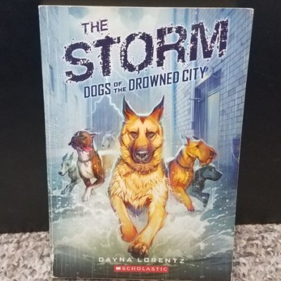 Dogs of the Drowned City: The Storm by Dayna Lorentz