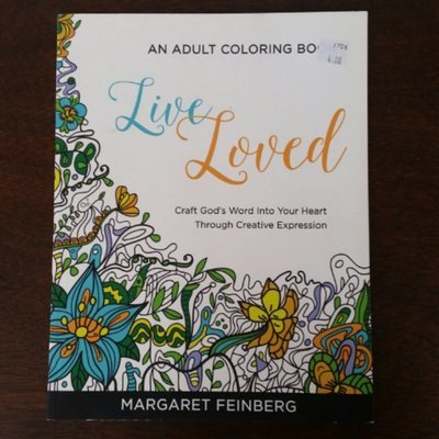 Live Loved Coloring Book