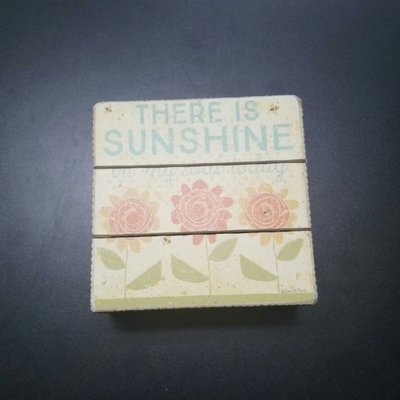 There is Sunshine in my Soul Today Primitives by Kathy Shelf Sitter