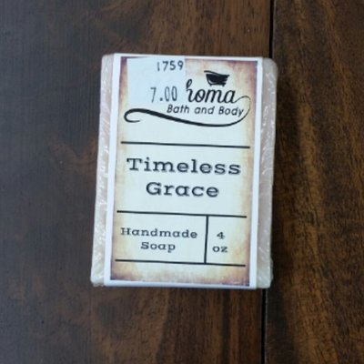 Goat's Milk Bar Soap - Timeless Grace