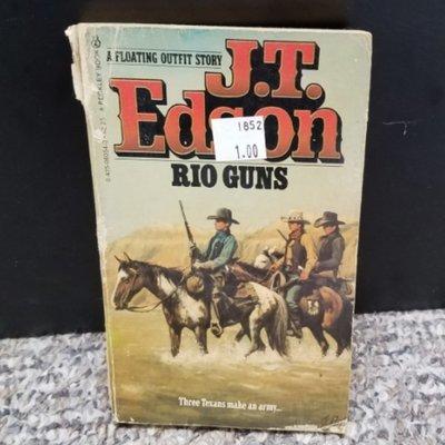 Rio Guns by J. T. Edson