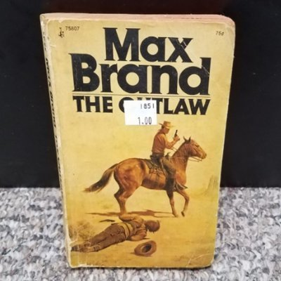 The Outlaw by Max Brand