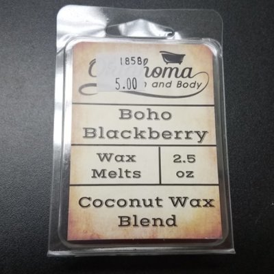 Wax Melts - Boho Blackberry