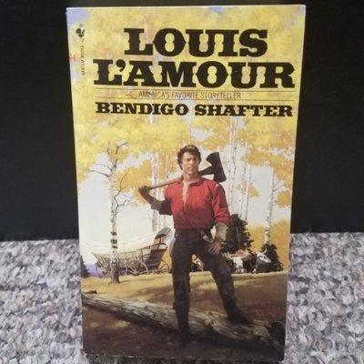 Bendigo Shafter by Louis L'Amour