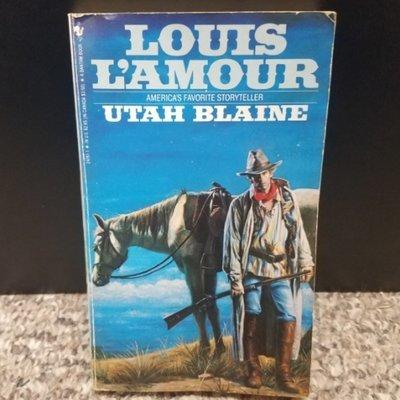 Utah Blaine by Louis L'Amour