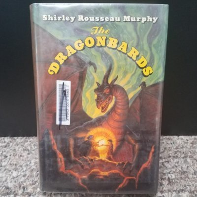 The Dragonbards by Shirley Rousseau Murphy