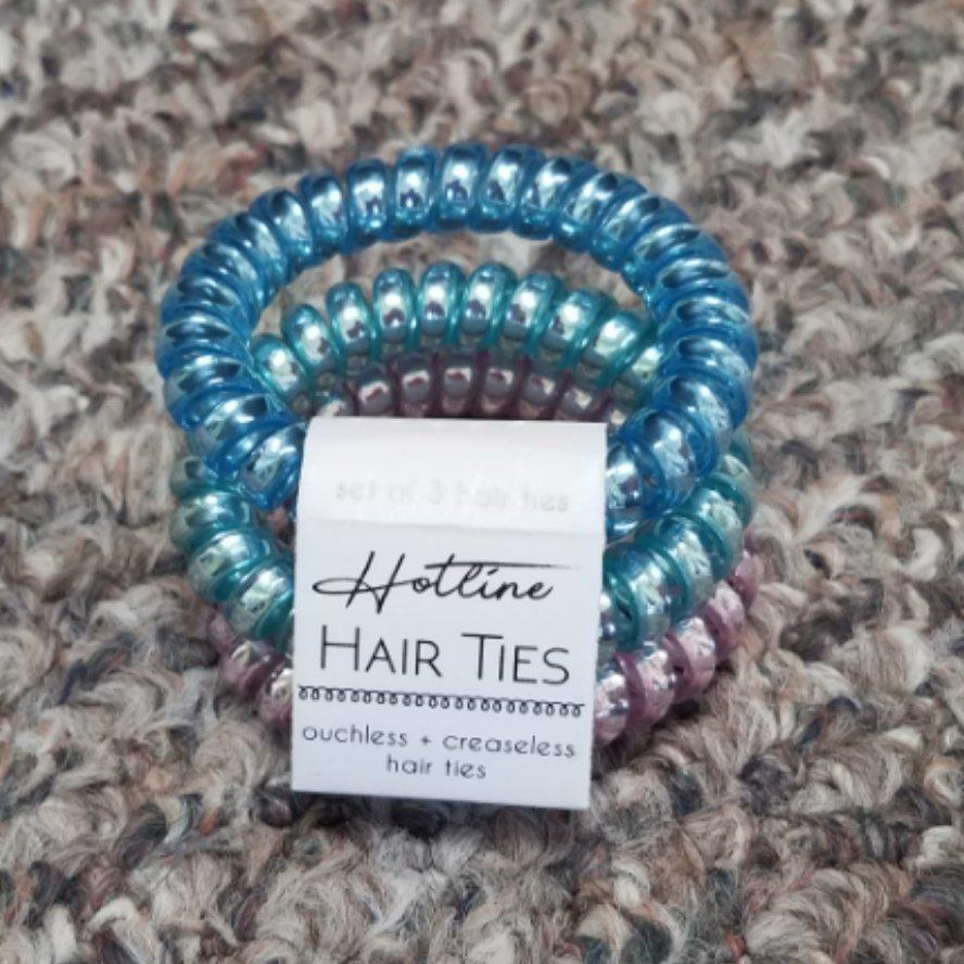 Hotline Hair Ties - Pastel Daydream Set