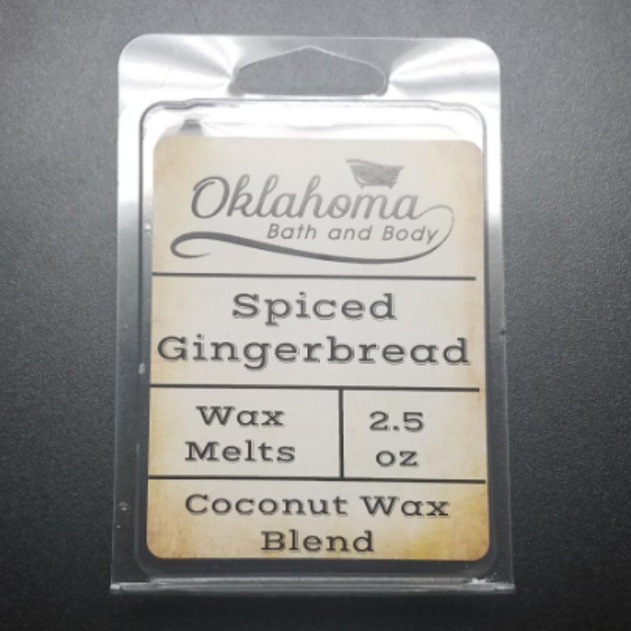 Wax Melt - Spiced Gingerbread