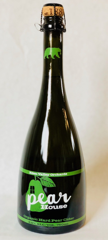 Pear Cider 750 mL