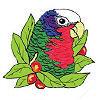 #24 Cuban Amazon - CITES Pins 124