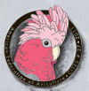 #27 Rose-Breasted Cockatoo - CITES Pins 127