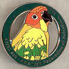 #30 Sun Conure - CITES Pins 130