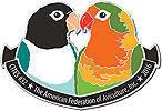 #32 Lovebirds - CITES Pins 132