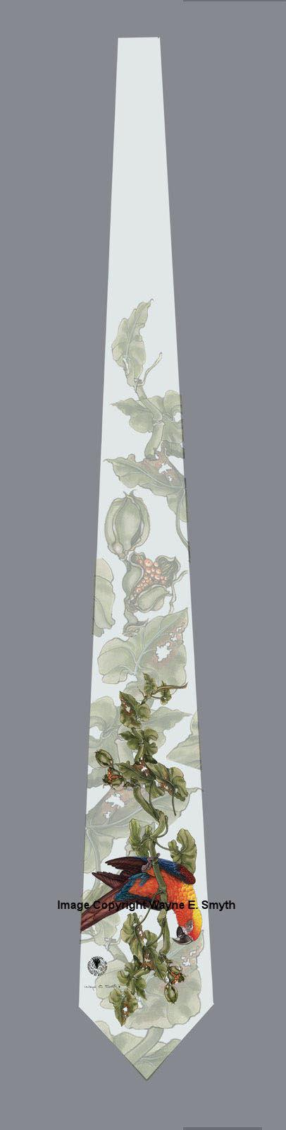Cuban Macaw - Neckties 00023