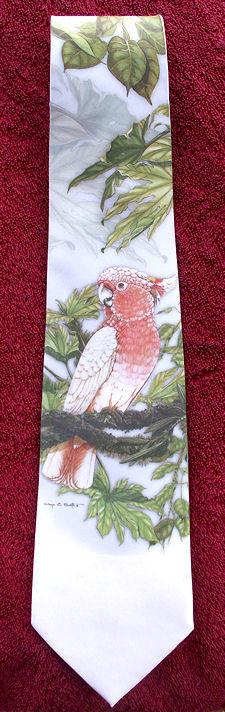 Major Mitchell's Cockatoos - Neckties 00029