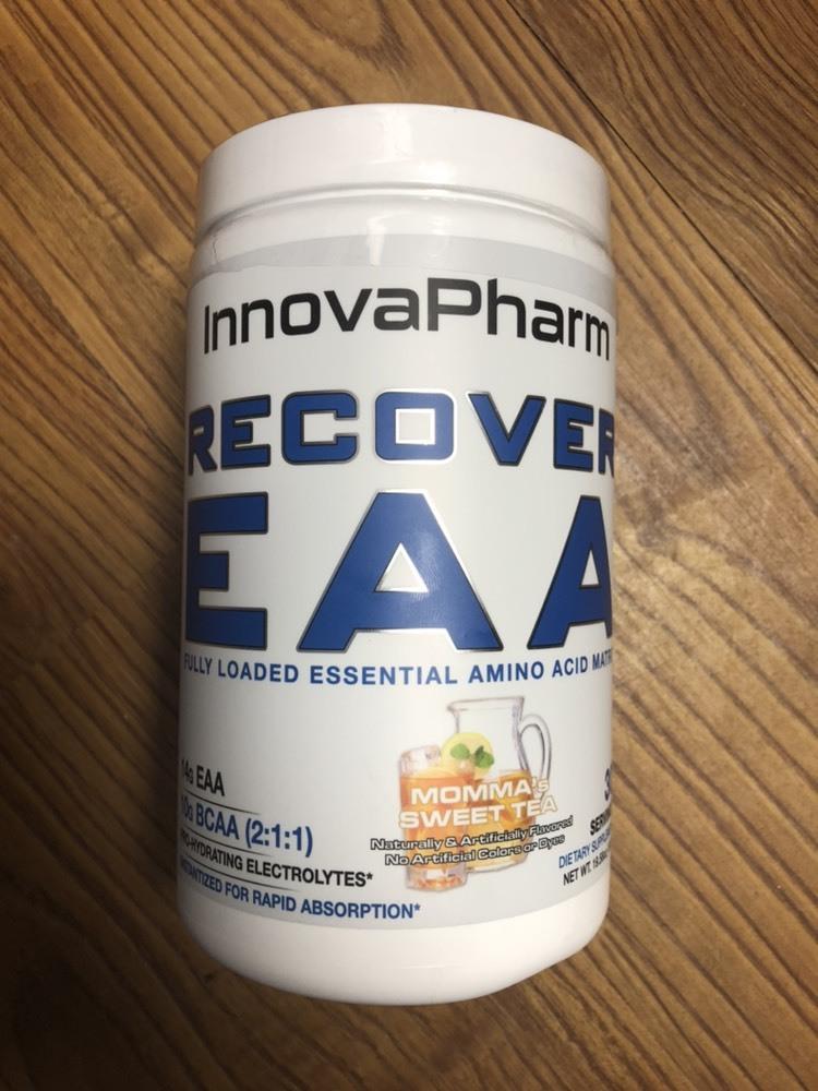 Innovapharm Recover EAA Momma's Sweet Tea 686696502181