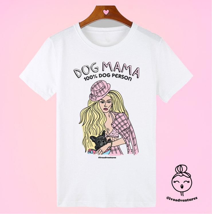 Gaga - Dog Mama Tshirt