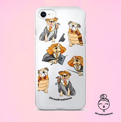 Harry Pugter Team - IVO - iPhone Case