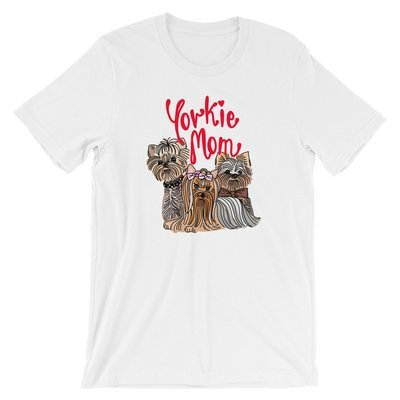 Yorkie Mom - Ivo Adventures - Tshirt