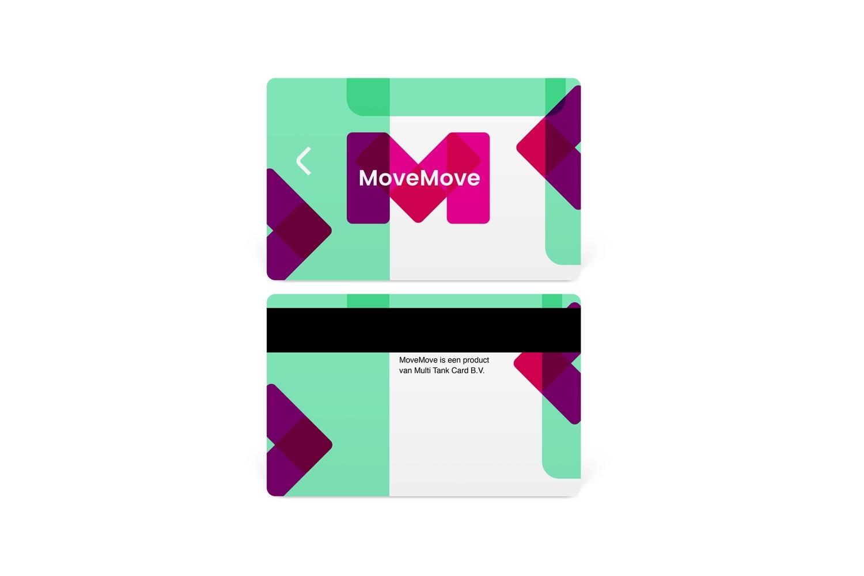MobilityCard Bundel - MoveMove Basis