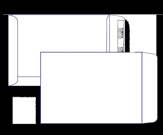 28660 - B4 Plain Face Peel n Seal Pocket 28660 / B362PKU