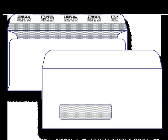 15600 - DL Window Face Secretive Peel n Seal 15600 / 0169