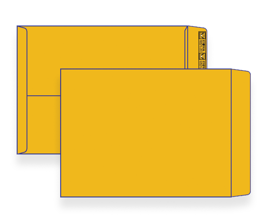 31560 - C3 Gold Craft Plain Face Peel & Seal Pocket