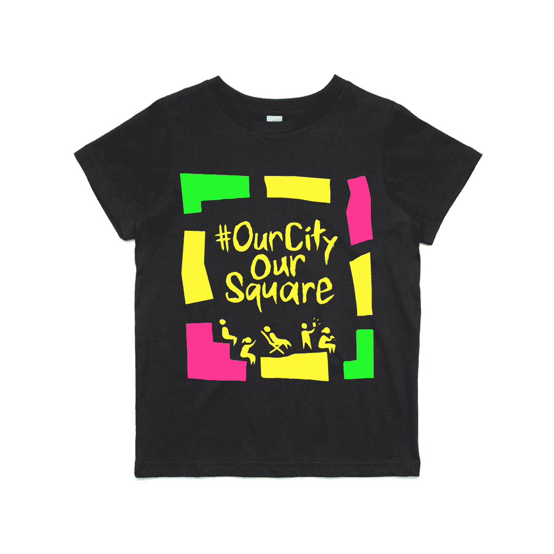 Square Kids T-Shirt