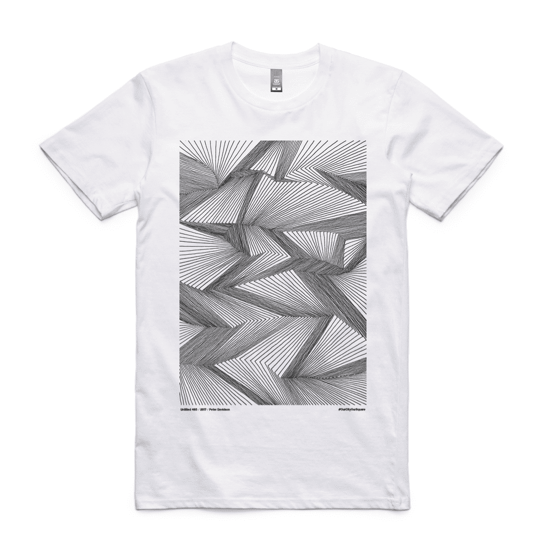 Lines Crew T-Shirt