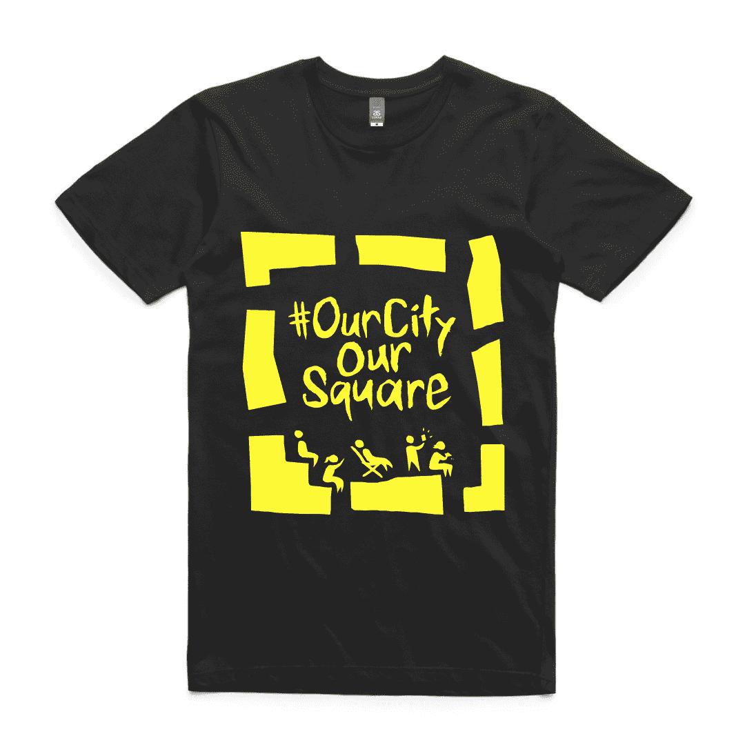 Square Crew T-Shirt